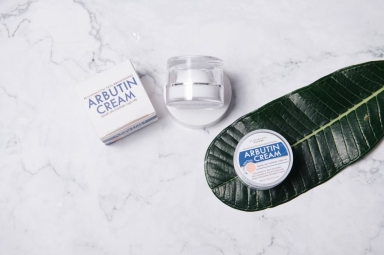 Arbutin cream